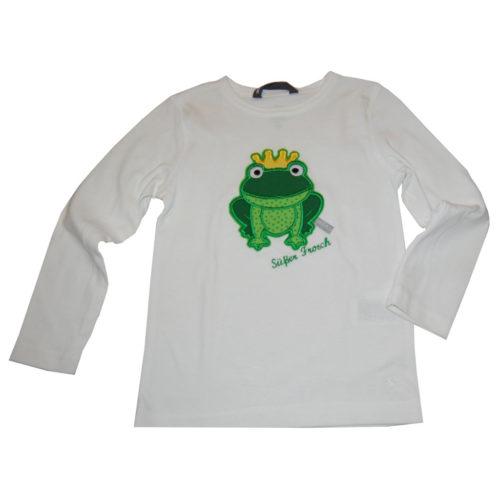 Langarmshirt Frosch von Lieblingsstücke