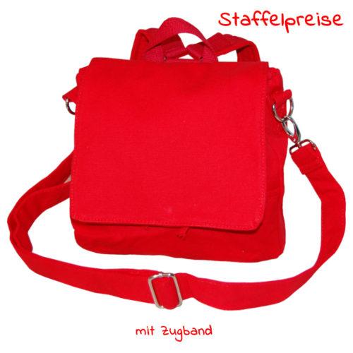 Canvas Taschenrohling Kindergartentasche Rucksack Lieblingsstücke 4330