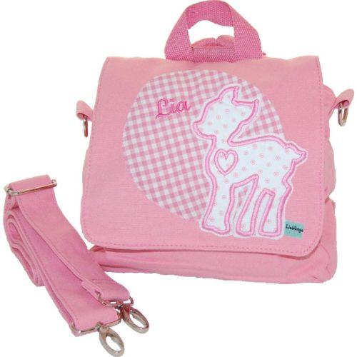 Lieblingsstücke Kindergartentasche Reh mit Namen